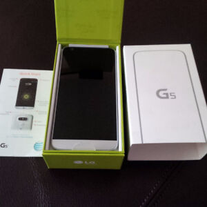 LG G5 With 32 GB Memory And Otter Box! WIND/Freedom!