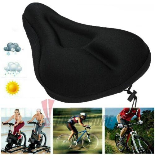 Bike Bicycle Gel Cushion Extra Comfort Sporty Wide Big Soft