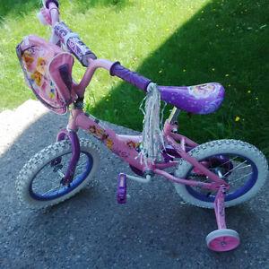 Bicyclette pour fille