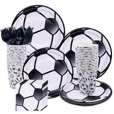 Football Themed Party Supplies (High Quality Party Supplies Football Theme Kid's Birthday Party)