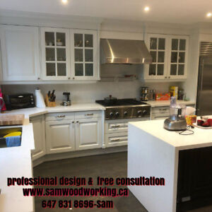 Special offer on Kitchen &Cabinet & Renovation services Ontario