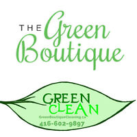 We Are Offering Green Clean Services In Milton!