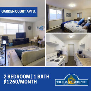 Beautiful 2 Bedroom,  ALL INCLUSIVE with Private Balcony