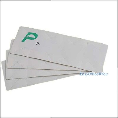 Iso18000-6c6b 18meters Uhf Windshield Tag Rfid Sticker For Vehicle Parking