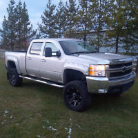 2007 Chevrolet Silverado 2500 LTZ  DURAMAX 6 INCH LIFT OR TRADE