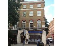 BAKER STREET Serviced Office Space to Let, W1 - Flexible Terms   2 - 45 people