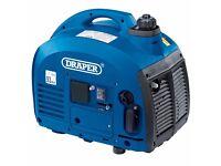 Draper Tools 28853 700w Petrol Generator FOR SALE