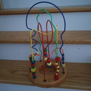The Bead Maze Toy