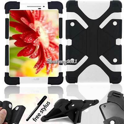 Memo Case - Soft Silicone Shockproof Stand Cover Case For 7