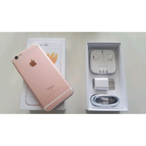 New! IPhone 6S Rose Gold 16GB Unlocked