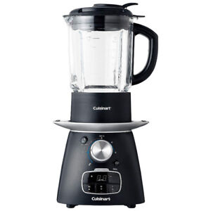 Barely used Cuisinart Blend-and-Cook Soup Maker Blender, 900 W
