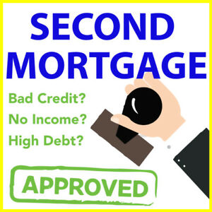 Private 1st Mortgage, 2nd Mortgage (second mortgage) In Hamilton