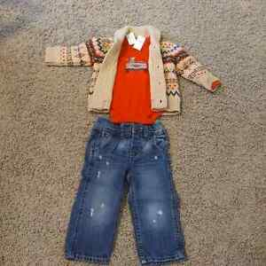Baby Gap outfit 12-18 months