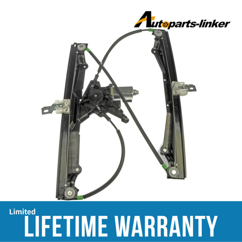 Window Regulator W/motor Front Left Fit Ford Explorer 2008-2002 741-813