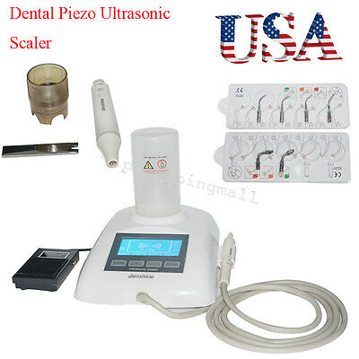 Usa Seller Lcd Dental Piezo Ultrasonic Scaler Cavitron Self Contained Water Good