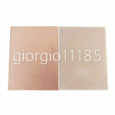 Us Stock 5pcs Fr4 Two Double Side Pcb Copper Clad Laminate Board 120x180x1.5mm