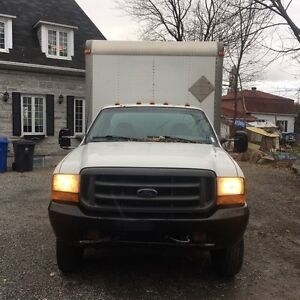 1999 Ford F-450 West Island Greater Montréal image 3