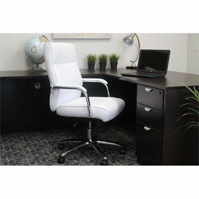 Scranton Co Executive Conference Chair In White