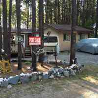 Lakefront Cottage for Sale at Old Mill Campground