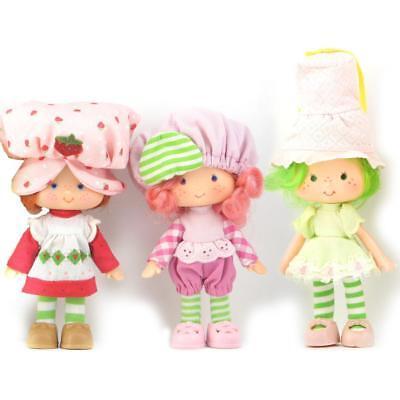 Strawberry Shortcake Retro Doll Multipack - Strawberry, Lime and Lemon