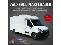 2018 Vauxhall Movano 2.3 CDTI H1 Platform Cab 130ps PLATFORM CAB Diesel Manual