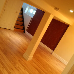 OPEN HOUSE 2 BEDS & 1 BATH BASEMENT APT SUNDAY MAY 20 FRM 12-5PM