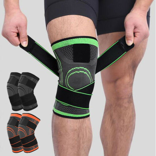 Aolikes Knee Brace Compression Sleeves Running Hiking Menisc