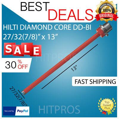Hilti Diamond Core Bit Dd-bi 2732 X 13 Brand New Strong Fast Shipping
