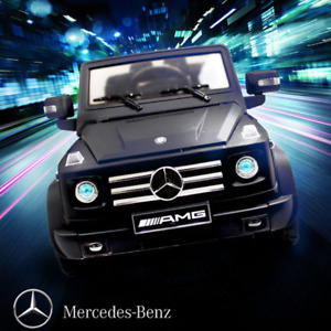 12V Electric ride on toy car Mercedes G55 Wagon 2seater
