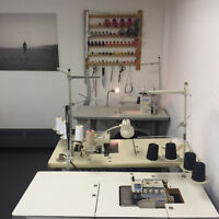 Designer - Atelier couture à partager / Sewing Studio to Share