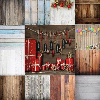 Купить UNBRAND - Photo Backdrops Vinyl Wooden Floor Photography Background For Newborn Kid Decor
