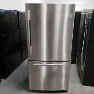 IRIA - Fridge GE Stainless Steel - (647) 352-5008