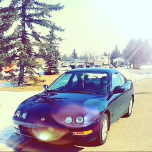 1997 acura integra for trade