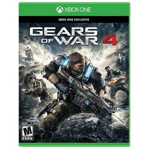 Selling Gears of War 4 (New) on Xbox One
