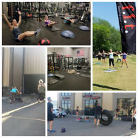HIIT by F.I.T. Inclusive Group Fitness Classes
