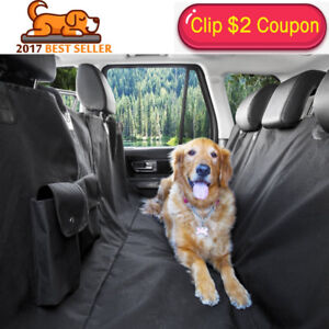 Dog Seat Cover for Cars/Trucks/SUV