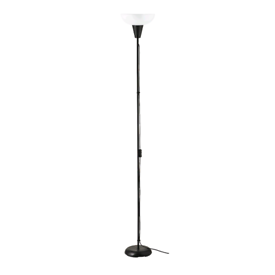 IKEA floor lamp and bulb