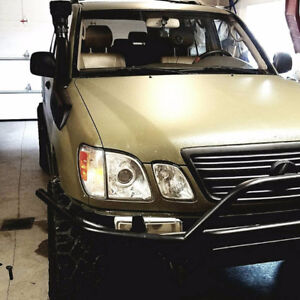 2000 Lexus LX470 (Toyota Land Cruiser) ONE OF A KIND
