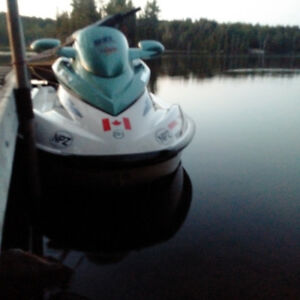 2001 SeaDoo GTI - Fun on the water