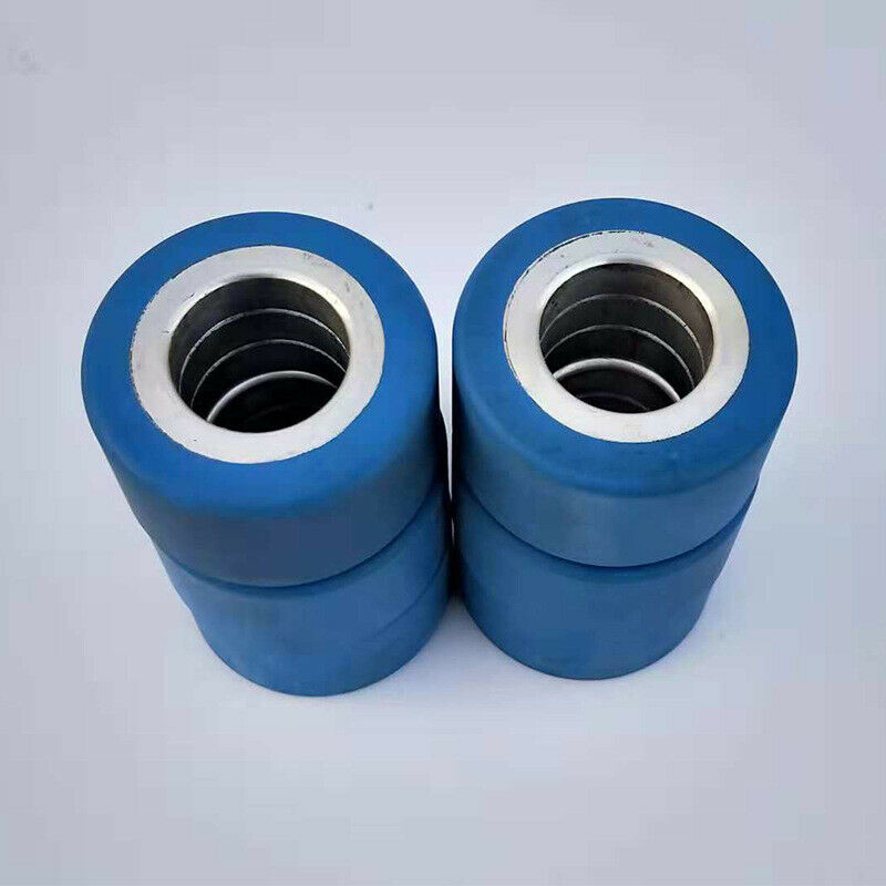 Polyurethane rubber wheel outer diameter 50 thickness 23 inner hole 26 1PC