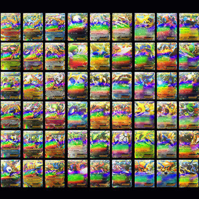 Pokemon 100 Flash Card Lot Rare 20 Mega 80 Ex Cards No Repeat Us Stock