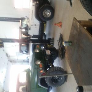 Jeep tj 2000-2006