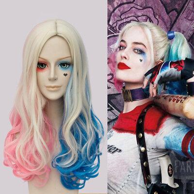 - Harley Quinn Haar