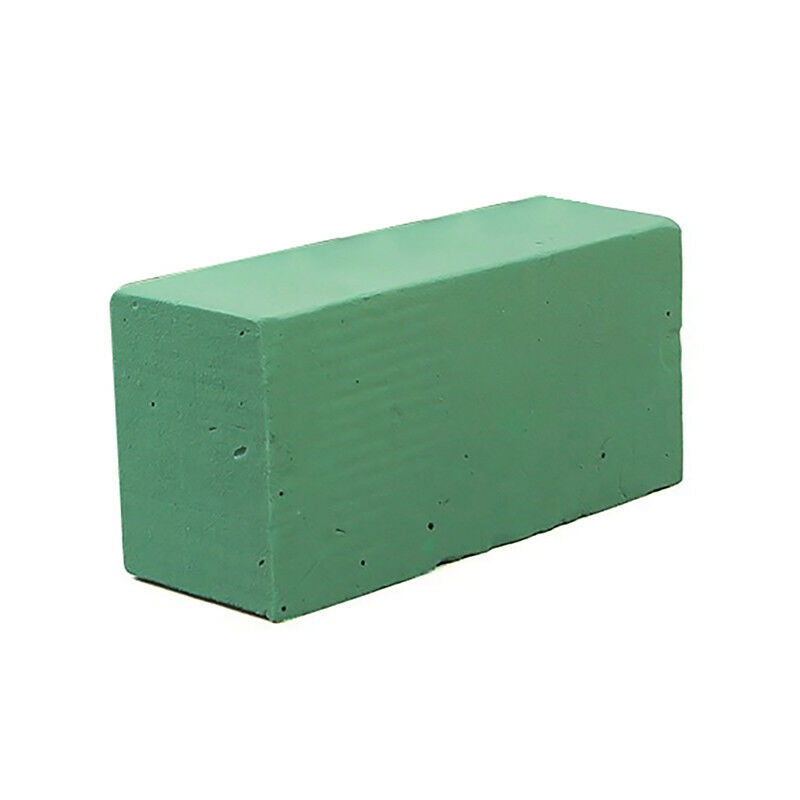 brick dry floral foam for silk or artificial flowers wedding bouquet holder UK