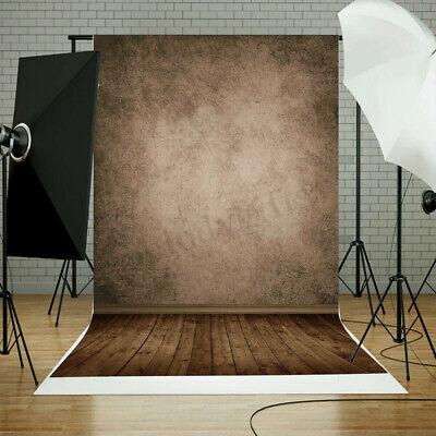 Retro Braun Hintergrundstoff 2.1mx1.5m Fotografie FotostudioFotohintergrund