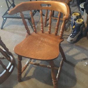 4 captain chairs for sale