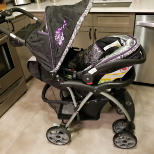 Safety 1st Baby Stroller w/ Car Seat