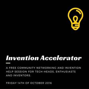 INVENTION HELP (a free community workshop) Helensvale Gold Coast North Preview