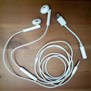 Hands-free Earphones with apple converter
