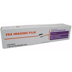 4 X FAX ROLLS FOR BROTHER FAX T104 T106 PC-75 PC75 PC74 GENUINE UK SELLER/STOCK